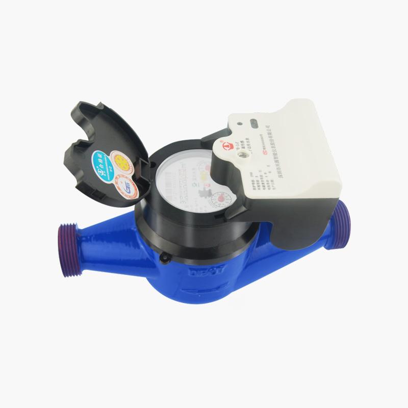 NB-IoT无磁传感水表