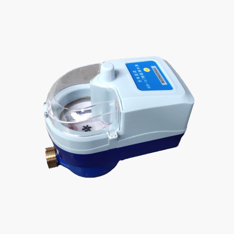 机电分离无线阀控远传水表